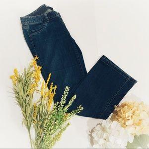 ANN TAYLOR - Petite Jeans/ slim fit - SIZE 6P